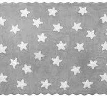 Aratextil alfombra lavable Eden gris