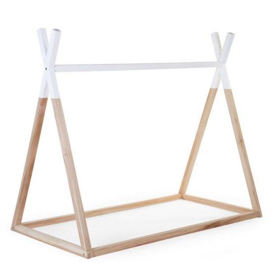 Tipi estructura cama