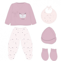 Casual Fox Set Nacimiento